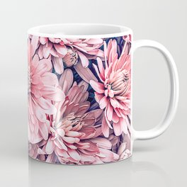 Flower | Photography | Pink Blossoms | Spring | Pattern Coffee Mug