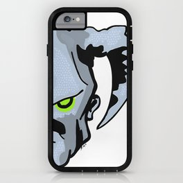 Zorbo the Destroyer iPhone Case