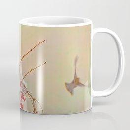 Bird waxwing Coffee Mug