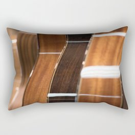 Recurring Guitar Dream Rectangular Pillow