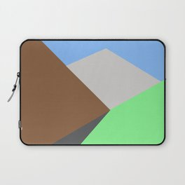 Road to the snow Laptop Sleeve
