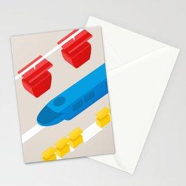Tomorrowland Transit Stationery Cards