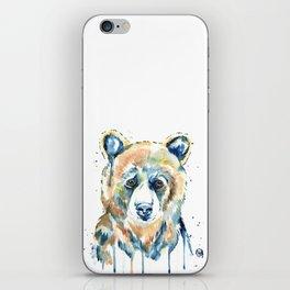 Peekaboo Bear iPhone Skin
