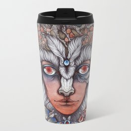 Spirit of the Forest Metal Travel Mug