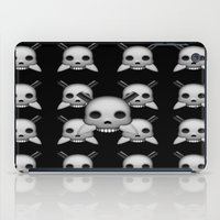 skeletor iPad Cases featuring Skeletor by Mountain View Art