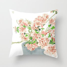 Heavenly Blossom #1 Throw Pillow