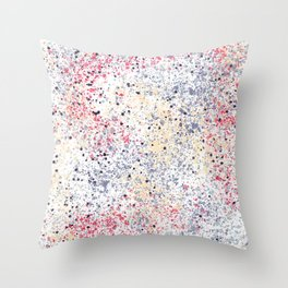 Vintage Abstract 1 Throw Pillow