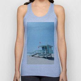 Rosecrans Tower in Manhattan Beach (El Porto) Unisex Tank Top