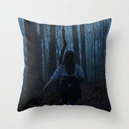 Escapade Throw Pillow