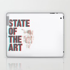STATE OF THE ART Laptop & iPad Skin