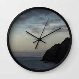 Romanticism in La Gomera Wall Clock