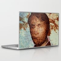 hannibal Laptop & iPad Skins featuring Hannibal by András Récze