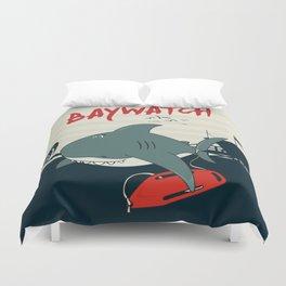 Baywatch  Duvet Cover