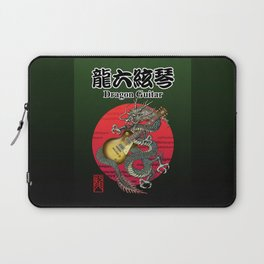 Dragon guitar 2 Laptop Sleeve