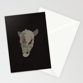 """""""Go West"""" #3 Stationery Cards"""