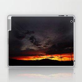 sunset lines Laptop & iPad Skin