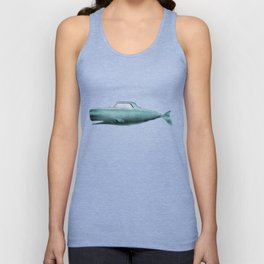 the Buick of the sea 02 Unisex Tank Top
