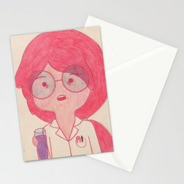 Sciency Bubblegum! Stationery Cards