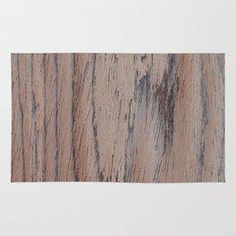 unique makassar wood brown nature design Rug