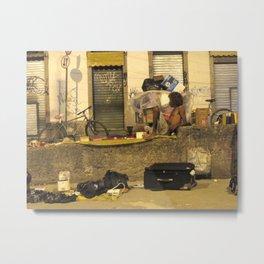 Lapa Wall (Rio de Janeiro, Brazil)   Metal Print