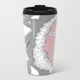 The Donut Lure Travel Mug