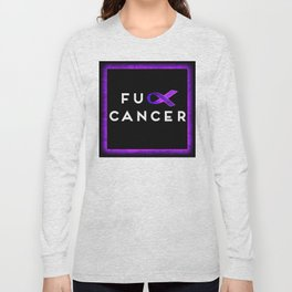 Fuck Cancer Long Sleeve T-shirt