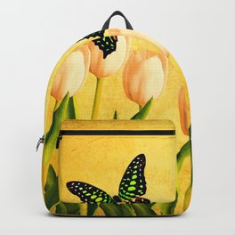In the Butterfly Garden Backpack