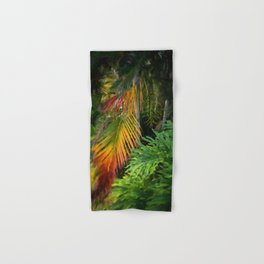 Palm Glow Hand & Bath Towel