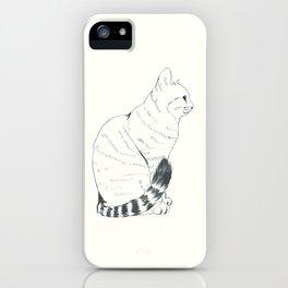 neko iPhone Case