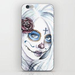 La Bella Muerte  iPhone Skin