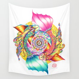 SERAPHIN Wall Tapestry