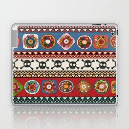 Aztec background Laptop & iPad Skin