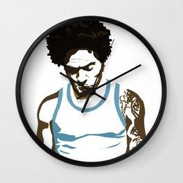 Lenny Kravitz - Portrait Wall Clock