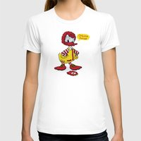 donald duck T-shirts featuring Donald by 2mzdesign