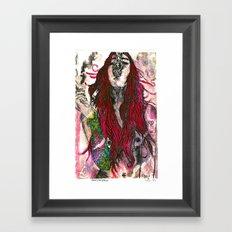 Heartbreaker Framed Art Print