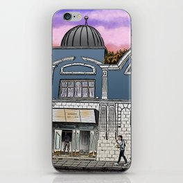 London Cinema iPhone Skin
