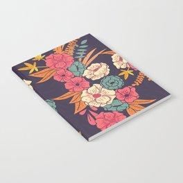 Jungle Pattern 006 Notebook