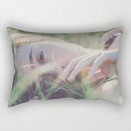 Belleza robada Rectangular Pillow