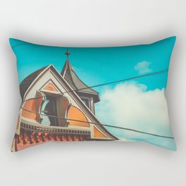 Sherbet House Rectangular Pillow