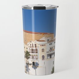 Santa Maria in Mahon - Minorca Travel Mug