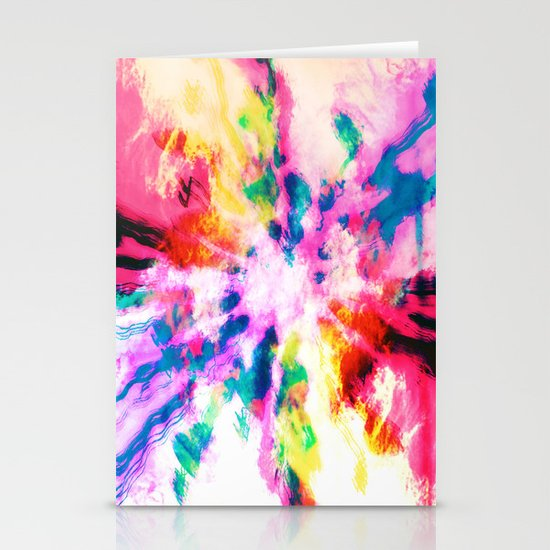 Screaming Clouds Stationery Cards