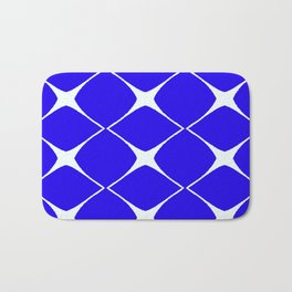 Avis Blue Bath Mat