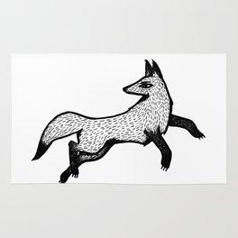 Oh my fox ! Rug