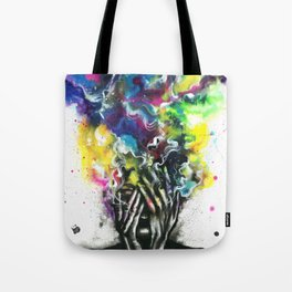 Freedom of thought Tote Bag