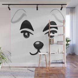 Animal Crossing KK Slider Wall Mural