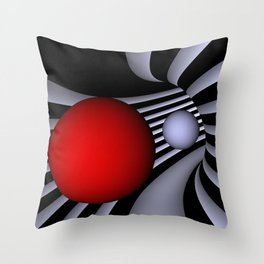 3 colors for you-4- Throw Pillow