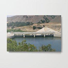 Bradbruy Dam Metal Print