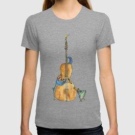Jazz Birds - without text T-shirt