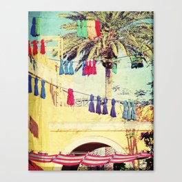 Travel Away. Canvas Print