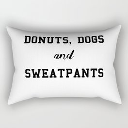 Dog Dogs Pet Gift puppy lover day owner best whelp Rectangular Pillow